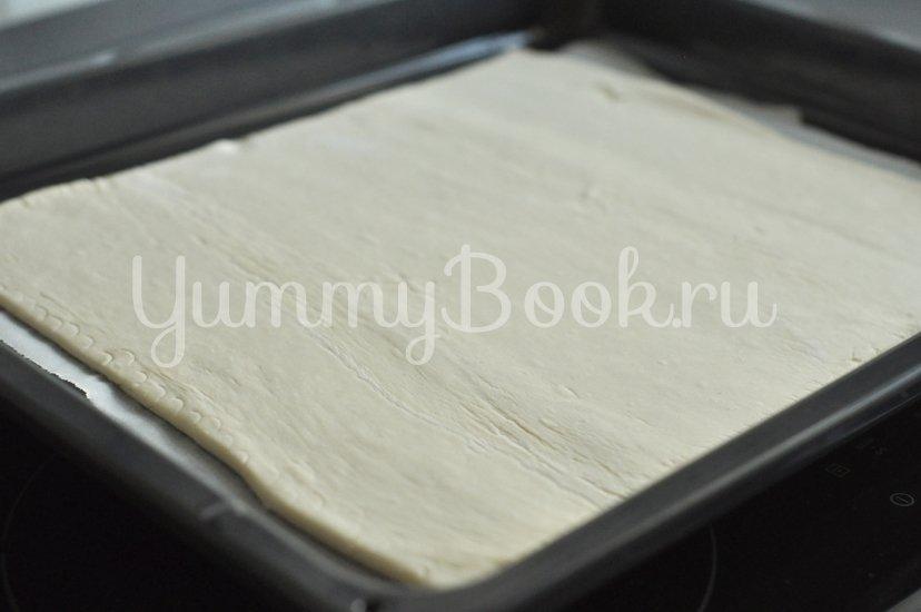 Сырный пирог или большой Хачапури - шаг 1