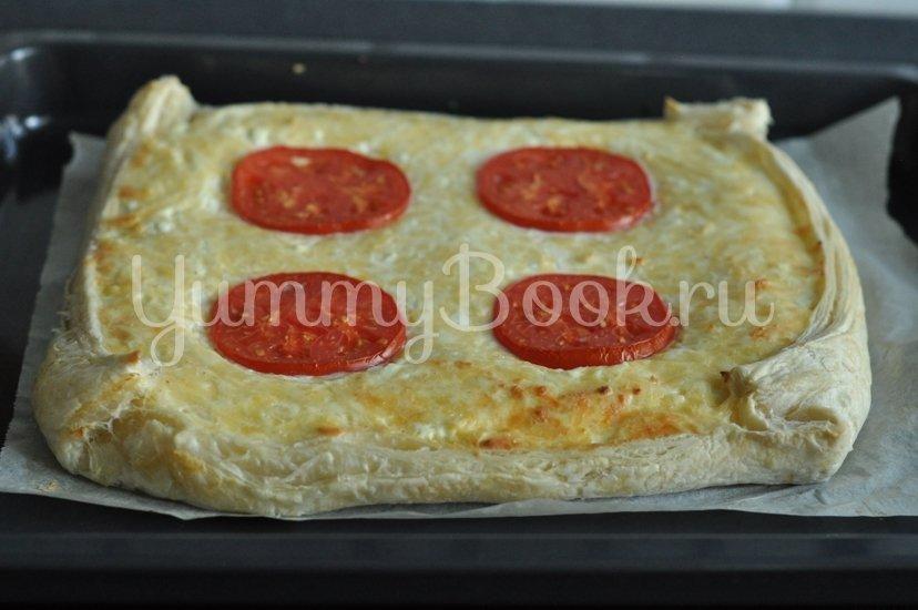 Сырный пирог или большой Хачапури - шаг 8