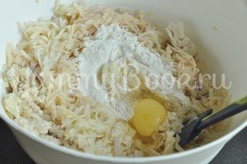 Белорусская картофельная бабка с курицей в мультиварке - шаг 3