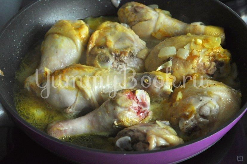 Цыпленок со специями - шаг 4