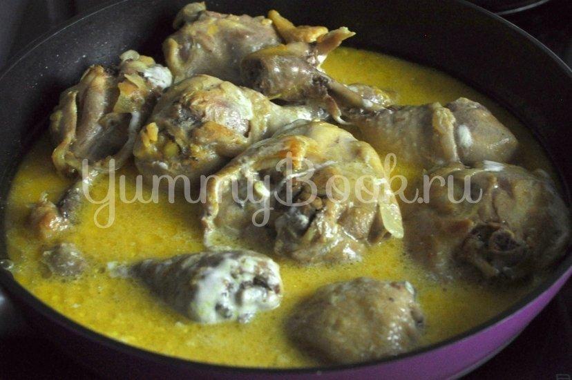 Цыпленок со специями - шаг 5
