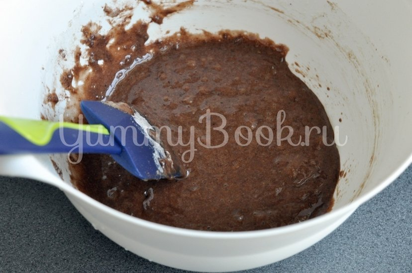 Торт-мусс сливочно-шоколадный - шаг 4