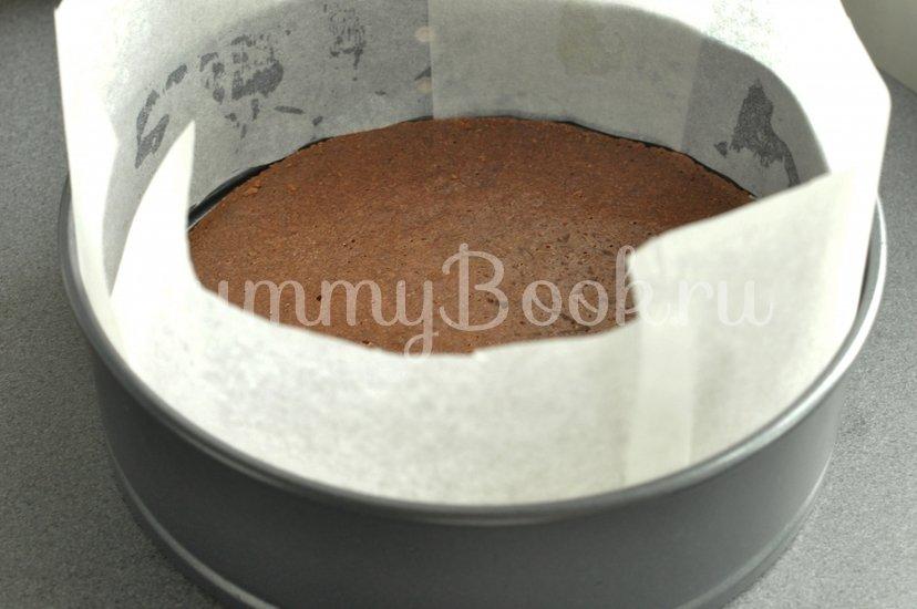 Торт-мусс сливочно-шоколадный - шаг 6