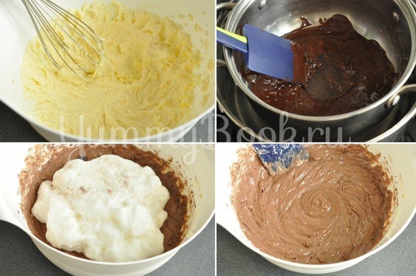 Торт-мусс сливочно-шоколадный - шаг 14