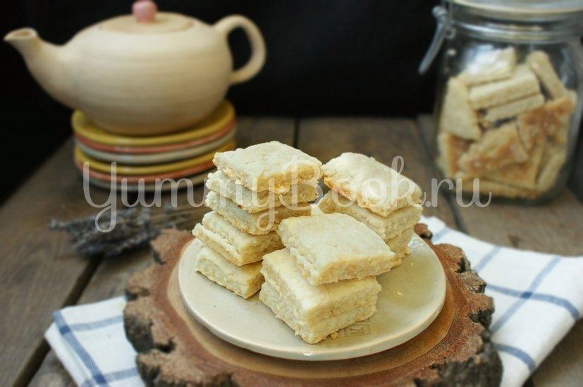 Печенье с кунжутом - шаг 6