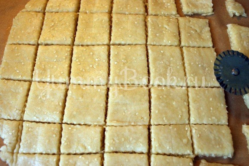 Печенье с кунжутом - шаг 4