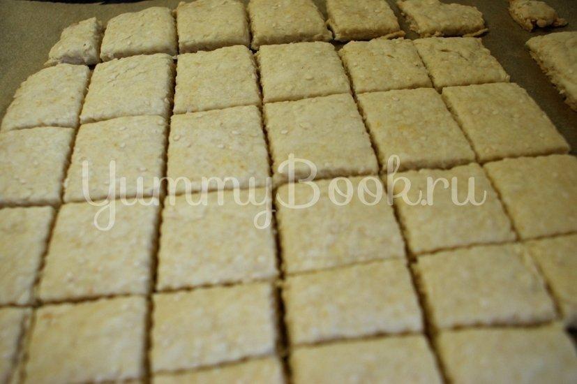 Печенье с кунжутом - шаг 5