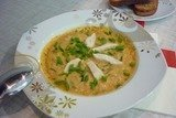 Острый морковный суп-пюре