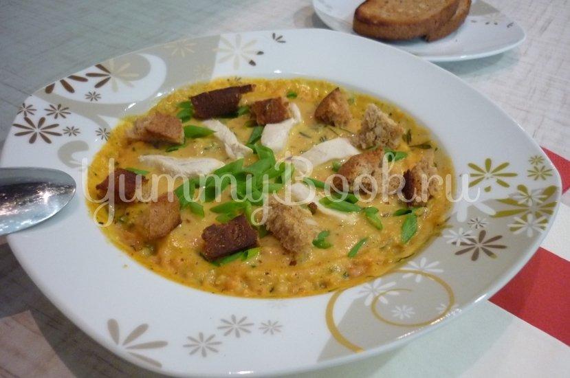 Острый морковный суп-пюре - шаг 23