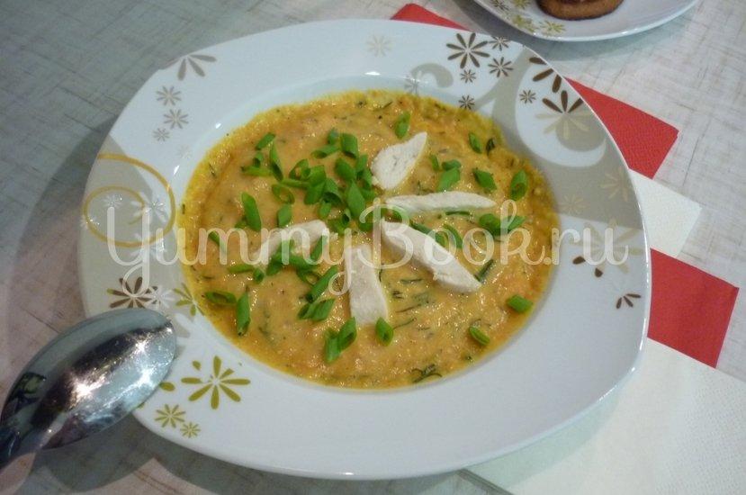 Острый морковный суп-пюре - шаг 22