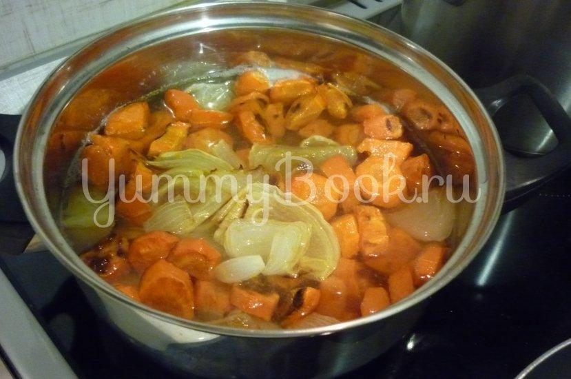 Острый морковный суп-пюре - шаг 15