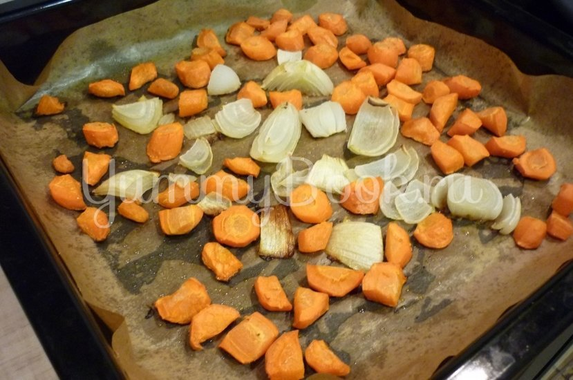 Острый морковный суп-пюре - шаг 14
