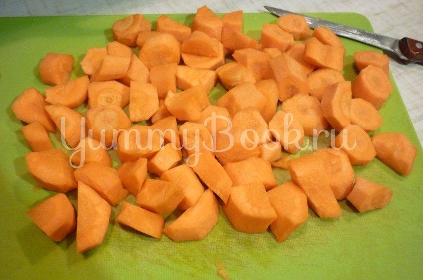Острый морковный суп-пюре - шаг 3