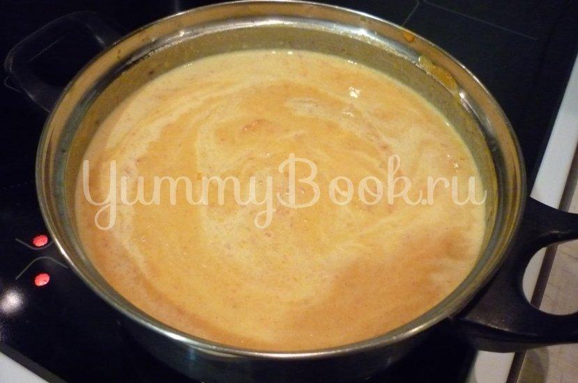 Острый морковный суп-пюре - шаг 18