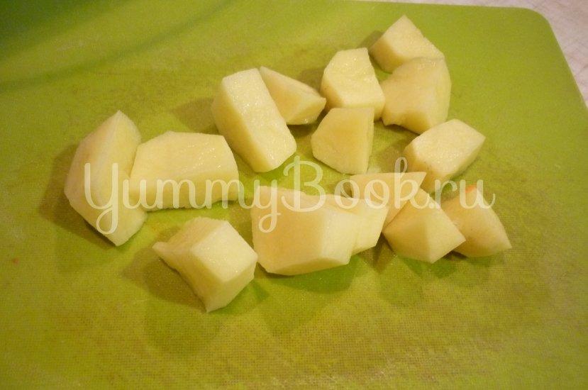 Кабачковый суп-пюре из запечённых овощей - шаг 10