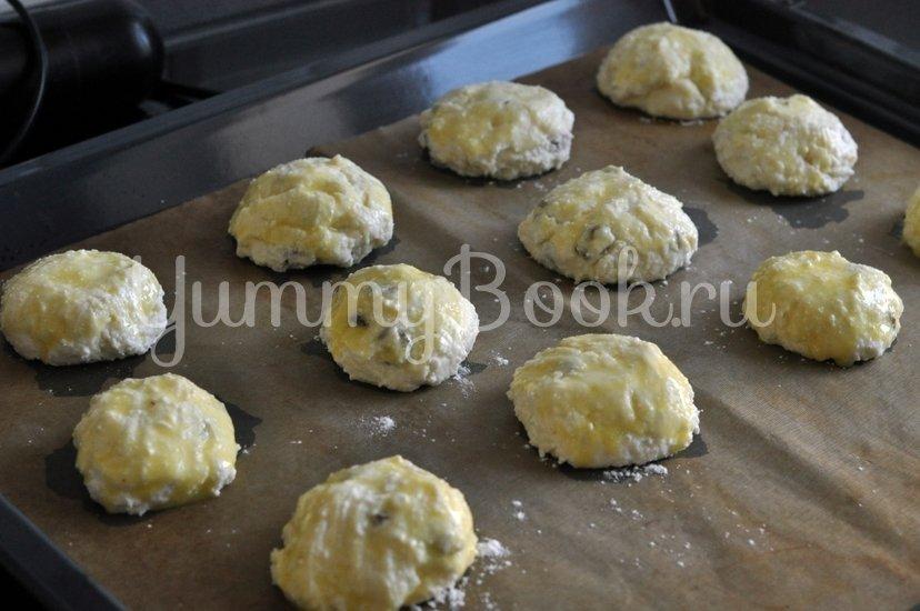 Сырники в духовке - шаг 7