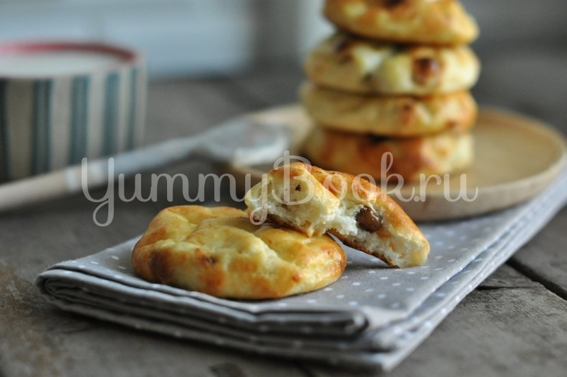 Сырники в духовке - шаг 9