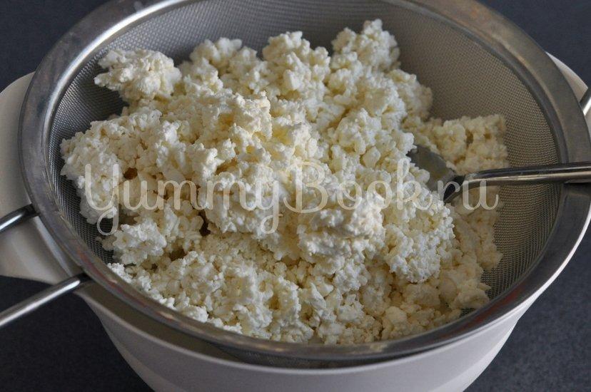 Сырники в духовке - шаг 1