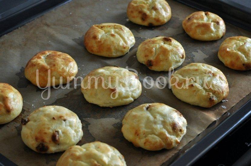 Сырники в духовке - шаг 8