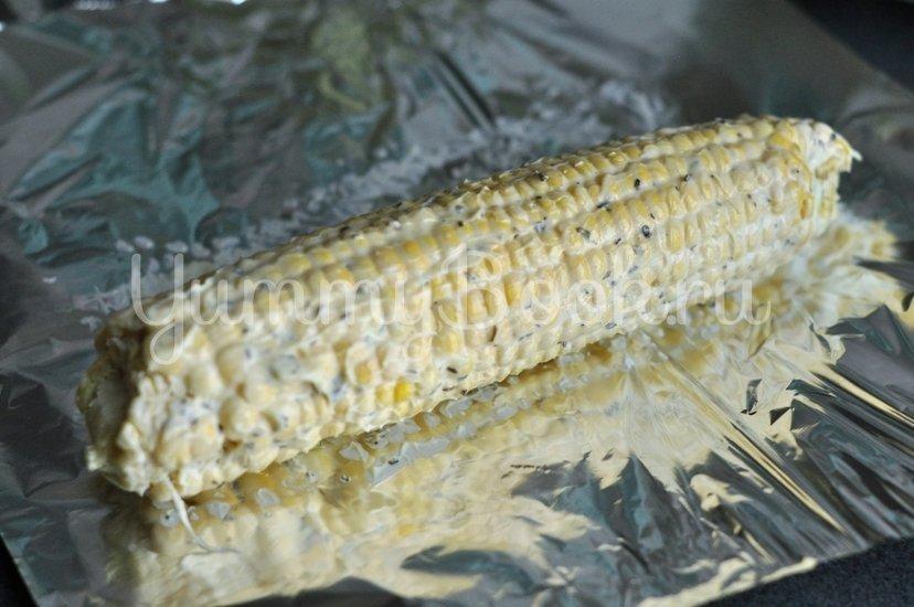 Кукуруза запеченная в духовке - шаг 2