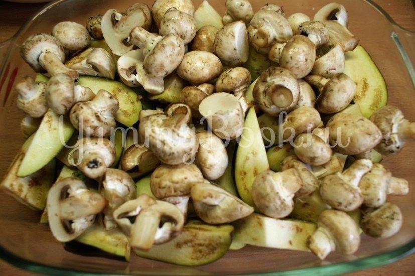 Печёные овощи с брынзой - шаг 2