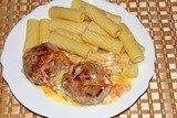 Тефтели из мяса индейки в сливочном соусе