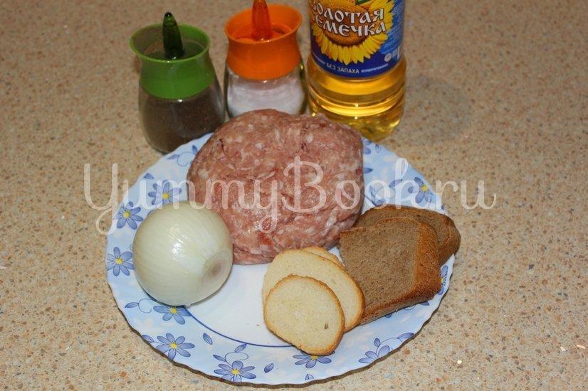 Котлеты под сырным соусом - шаг 1