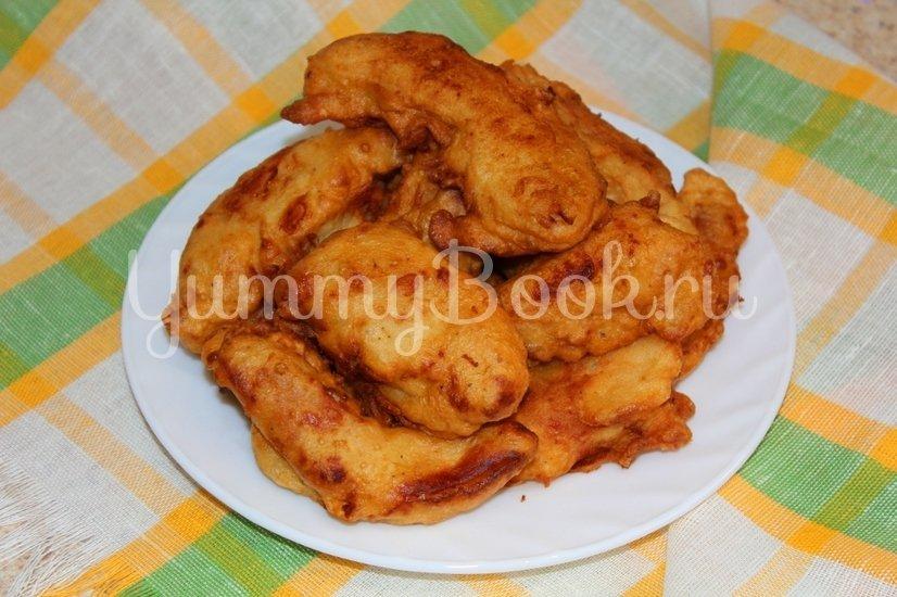 Куриное филе в кляре из кефира - шаг 3