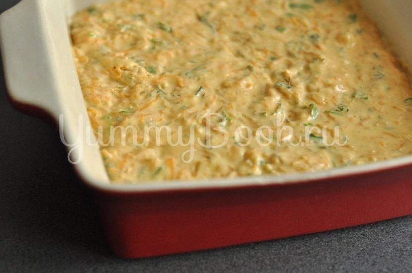 Тыквенный кекс с зеленью - шаг 8