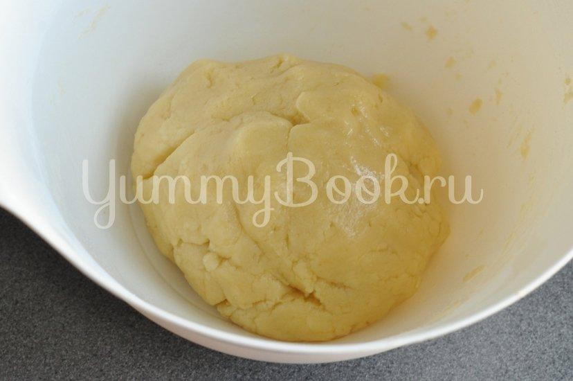 Творожный тарт с тыквой - шаг 4