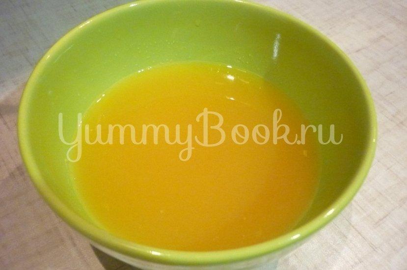 Нежный паштет под апельсиновым желе - шаг 13