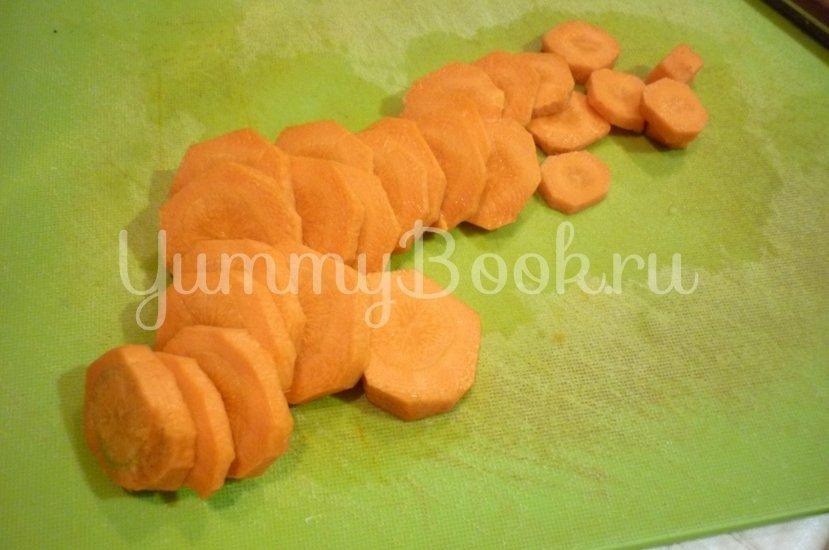 Нежный паштет под апельсиновым желе - шаг 3