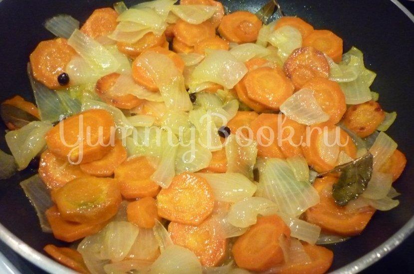 Нежный паштет под апельсиновым желе - шаг 9
