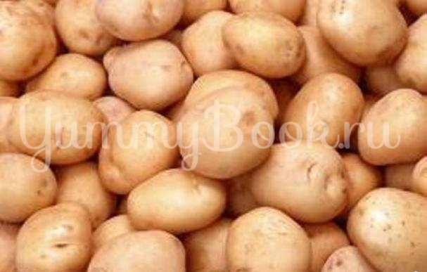 Картофель фри в мультиварке - шаг 1