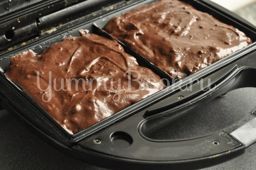 Вафли шоколадные - шаг 7