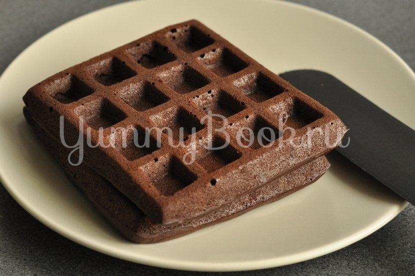 Вафли шоколадные - шаг 8
