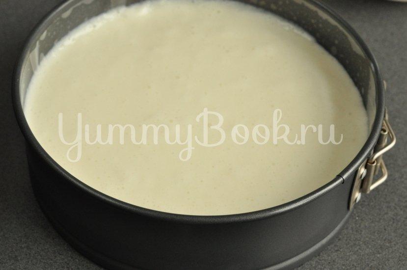 Йогуртовый торт с клубникой - шаг 8