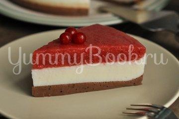 Йогуртовый торт с клубникой - шаг 13