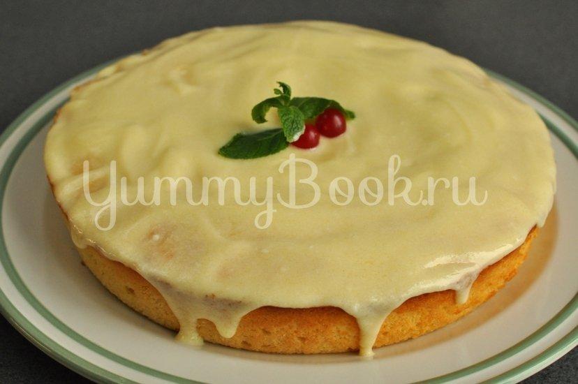 Влажный лимонный пирог - шаг 10