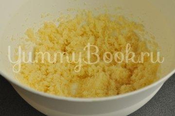 Влажный лимонный пирог - шаг 1