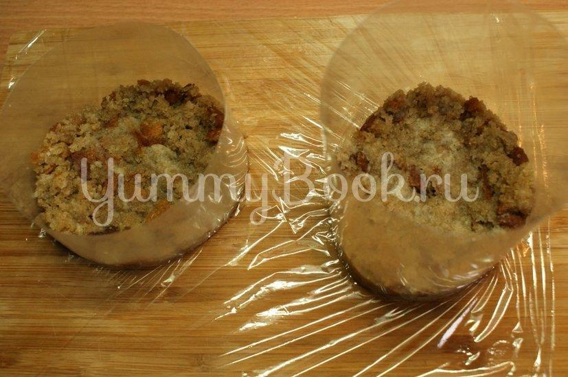 Закусочный торт с солёной форелью - шаг 3