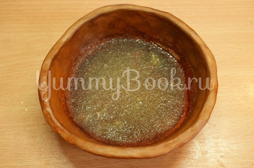 Закусочный торт с солёной форелью - шаг 4