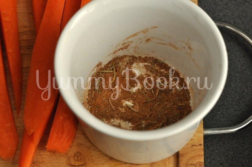 Морковь запеченная со специями - шаг 2