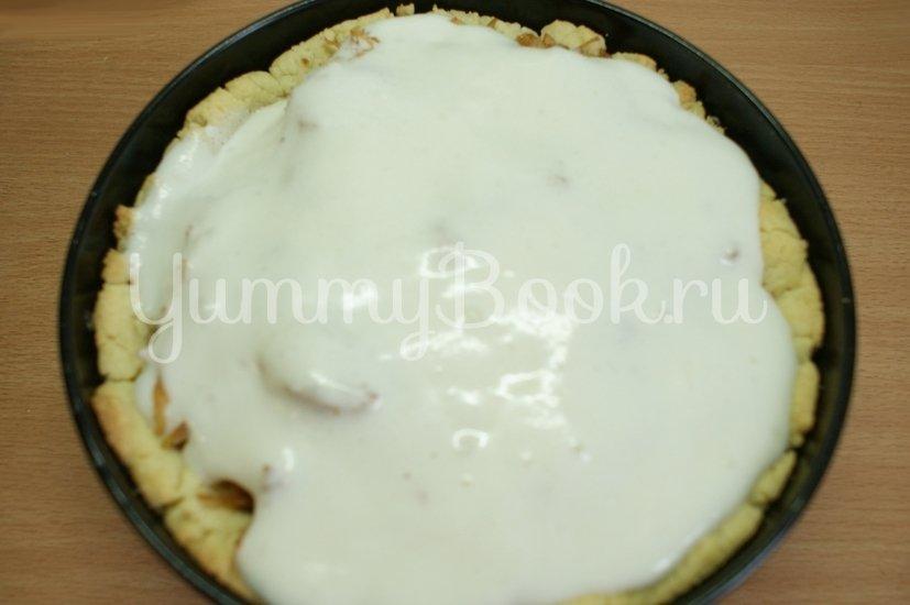 Пирог с айвой - шаг 6