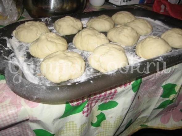 Пирожки с печенью - шаг 9