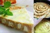 Блинный пирог на сковороде