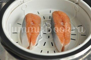 Рийет из красной рыбы - шаг 1