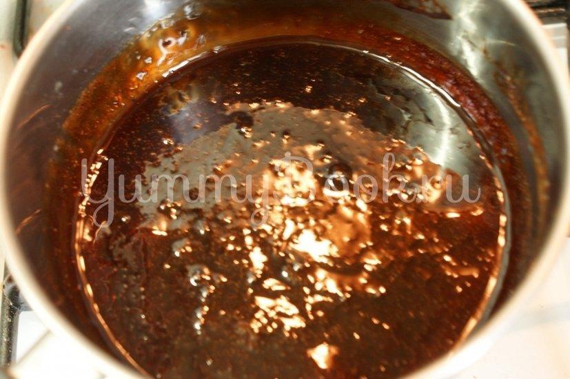 Куриное филе запечённое с соусом терияки - шаг 5