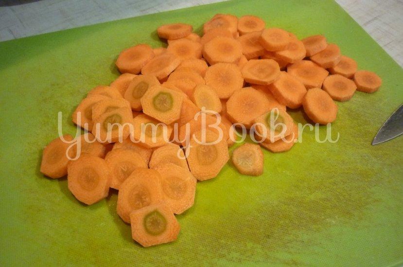 Куриное филе с овощами в сметанном соусе - шаг 4
