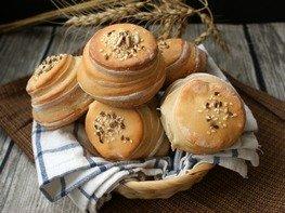 Многослойные булочки